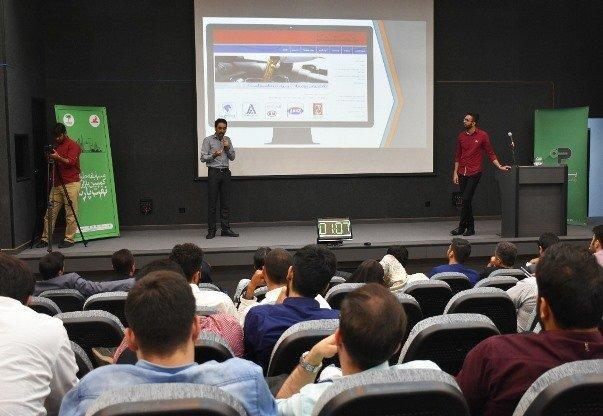 همکاری با کسب وکارهای فعال در حوزه فناوری اطلاعات و آموزش عمومی