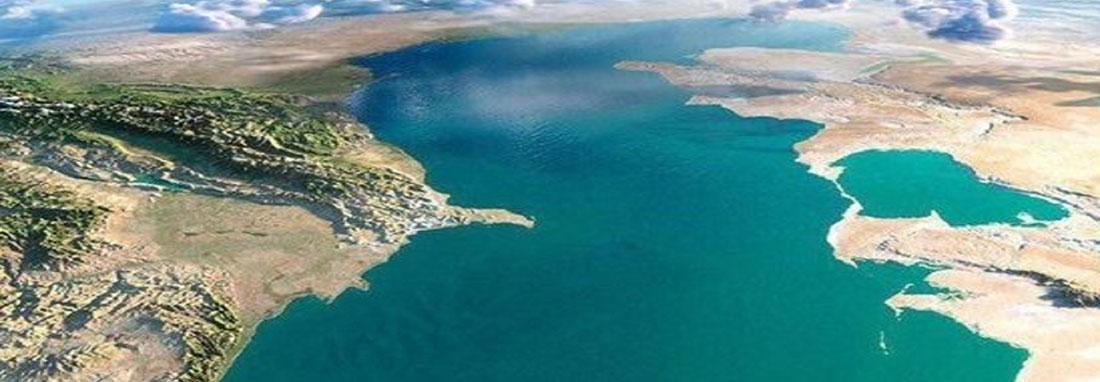 واکنش های ظریف درباره سهم ایران از دریای خزر ، شوروی دریای خزر را به چهار قسمت تقسیم کرد
