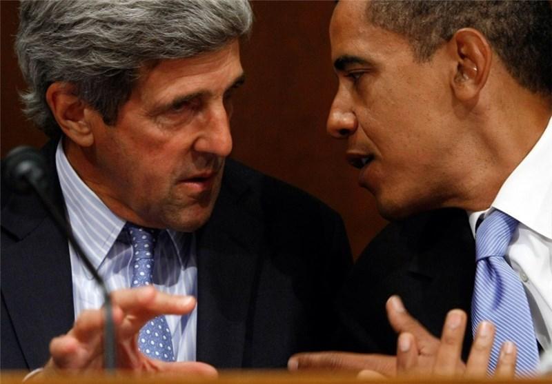 گام بعدی آمریکا در مذاکرات هسته ای پس از گزارش کری به اوباما تعیین می گردد