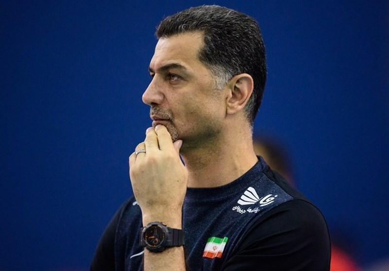 عطایی: شکست مقابل استرالیا، هشدار به موقعی برای تیم ملی والیبال بود