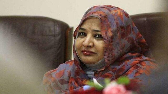 توقیف اموال همسر عمر البشیر و 37 تن از اعضای نظام سابق