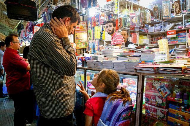 برخورد قانونی با مستندسازان فاکتورهای لوازم التحریر