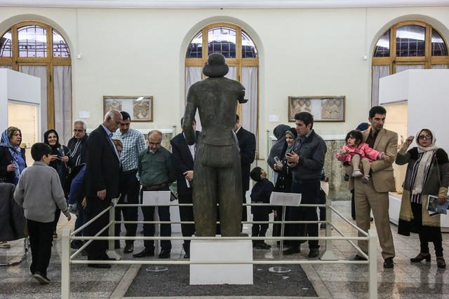 بلیت موزه ها و اماکن فرهنگی تاریخی در روز 5 مهر نیم بها است