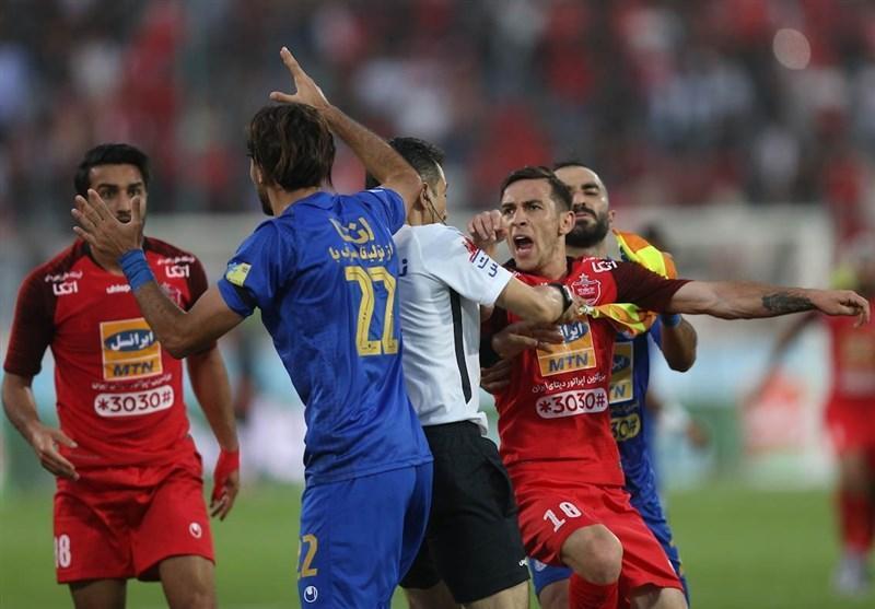 هافبک های استقلال و پرسپولیس تنها محرومان هفته پنجم لیگ برتر