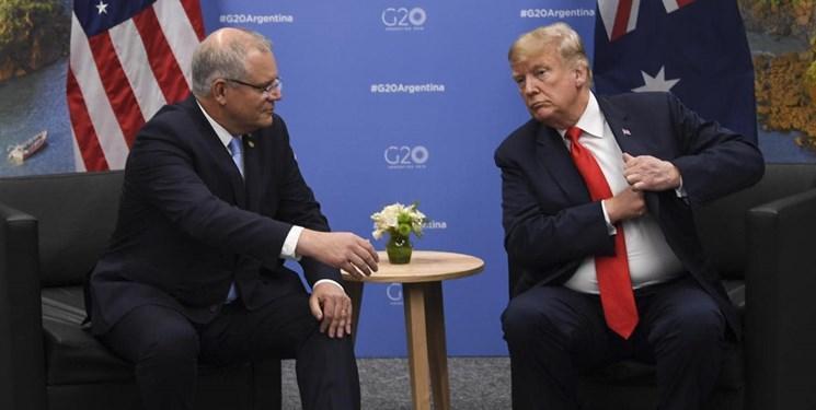 استرالیا درخواست یاری ترامپ از کانبرا درباره تحقیقات مولر را تایید کرد