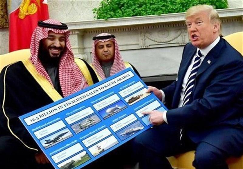 عربستان بزرگترین وارد کننده سلاح در دنیا، هزینه 70 میلیارد دلاری در سال 2018