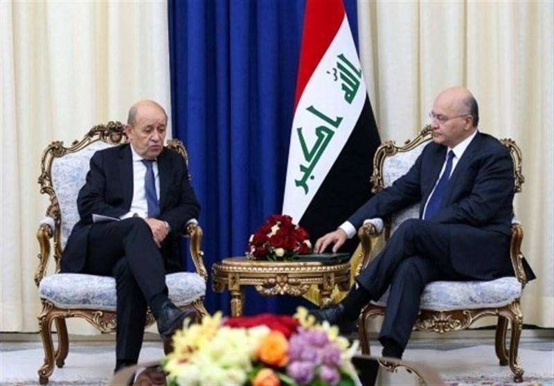 بغداد بار دیگر خواستار توقف عملیات ترکیه در سوریه شد