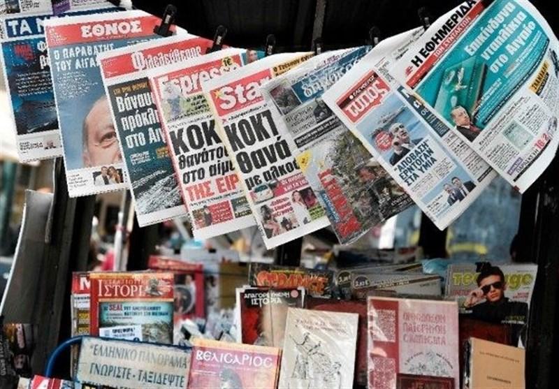 نشریات ترکیه در یک نگاه، چاره ترکیه٬ اقتصاد اسلامی است، آمریکا به خاطر نفت به سوریه بازگشت