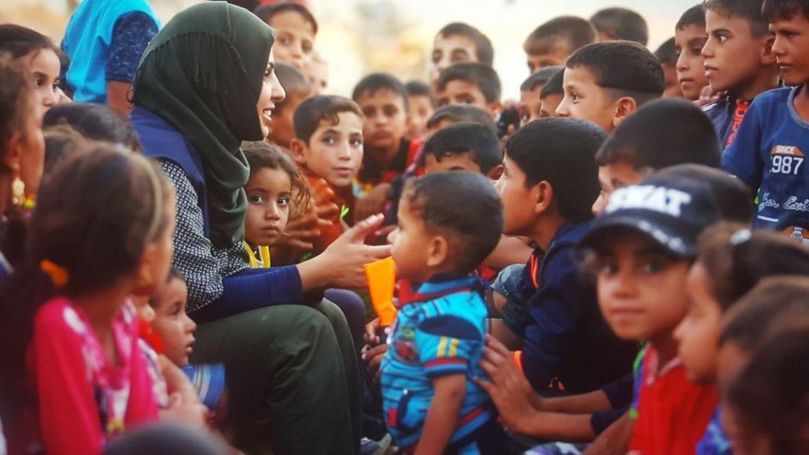 داعش به روایت زنان در فیلمزنانی با گوشواره های باروتی