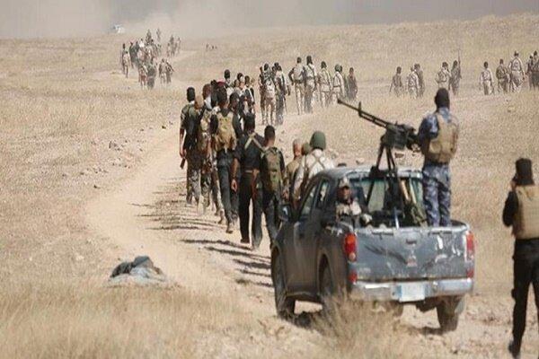 وقوع درگیری میان حشد شعبی و عناصر داعش در شرق عراق