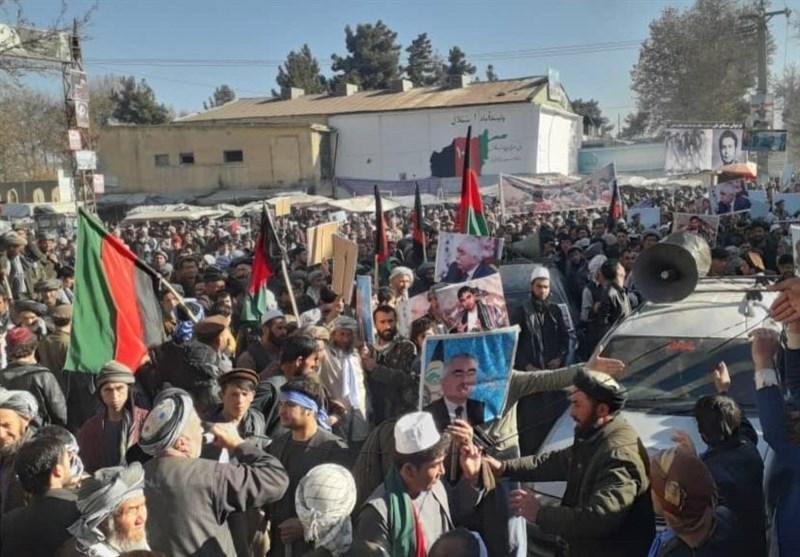 ادامه اعتراض های حامیان تیم عبدالله به تقلب در انتخابات افغانستان