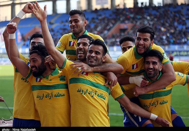 لیگ برتر فوتبال، صعود صنعت نفت به رده چهارم جدول با برد خانگی مقابل پیکان