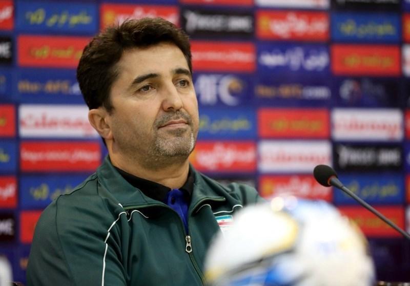 ناظم الشریعه: می خواهیم تحت هر شرایطی به قهرمانی آسیا برسیم، عربستان هفته گذشته با قهرمان دنیا بازی کرد