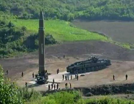 آزمایش مهم در سایت موشکی سوهائی کره شمالی