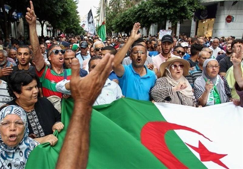 انتقاد احزاب الجزایری از نادیده دریافت مطالبات مردمی