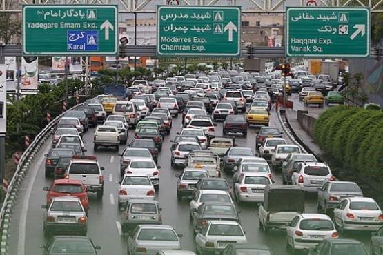 خودروهای کیفیت پایین؛ بلای جان هوای تهران ، آلودگی هوای تهران زیر سر کیست؟