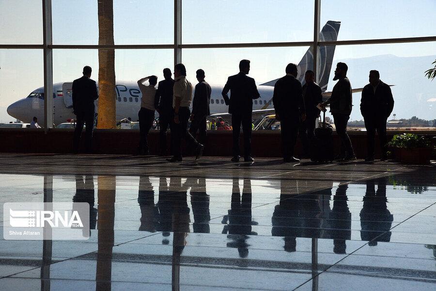 دیپورت چند مسافر مشکوک به کرونا از فرودگاه امام خمینی ، تست هیچ یک از کارکنان فرودگاه مثبت نبوده است