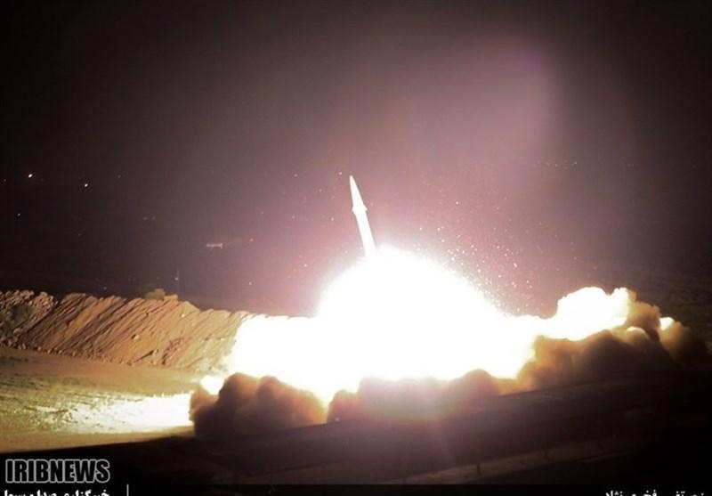 المیادین به نقل از یک منبع مسئول عراقی : هیچ شهروند عراقی در حملات موشکی به پایگاه های آمریکایی آسیب ندیده است