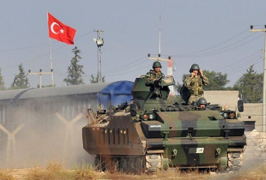 تلفات ارتش ترکیه به 6 کشته و 7 زخمی افزایش یافت