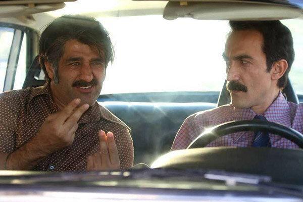 عکس ، زیرخاکی پژمان جمشیدی و هادی حجازی فر