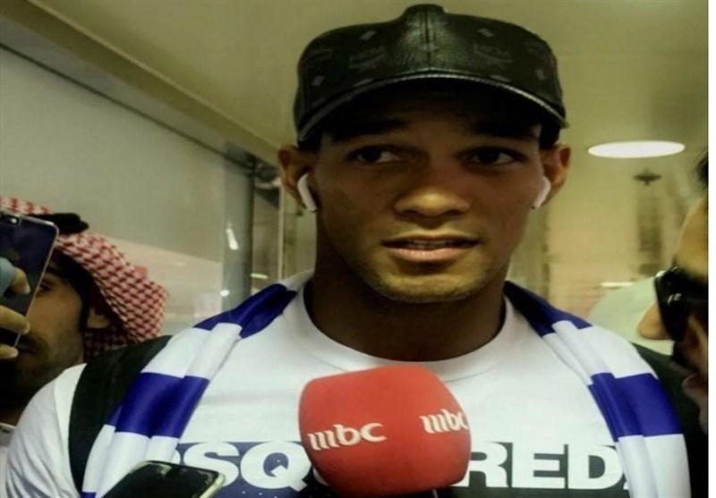 مهاجم ونزوئلایی حریف پرسپولیس در ریاض، ریفاس: آماده بازی در ترکیب اصلی هستم