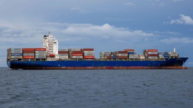 کود شیمیایی، سوخت کشتی های اقیانوس پیما در آینده