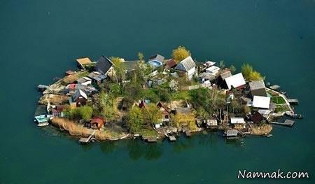 دریاچه زیبای کاویکسوز در مجارستان