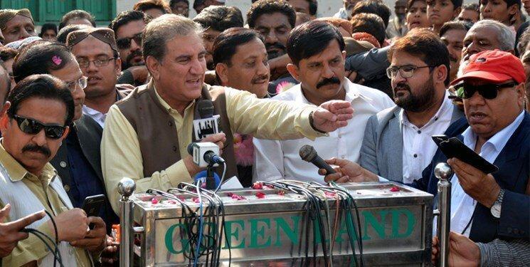 پاکستان از رهبر معظم انقلاب قدردانی کرد