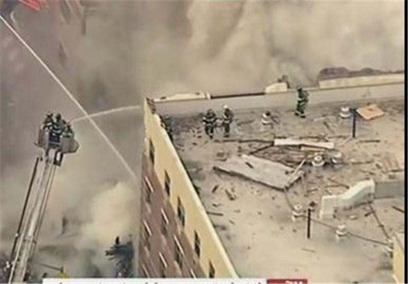 تعداد تلفات انفجار ساختمان نیویورک به 4کشته و 63 زخمی افزایش یافت
