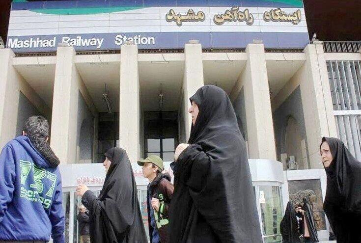 جابجایی 14 میلیون مسافر ریلی در راستا مشهد