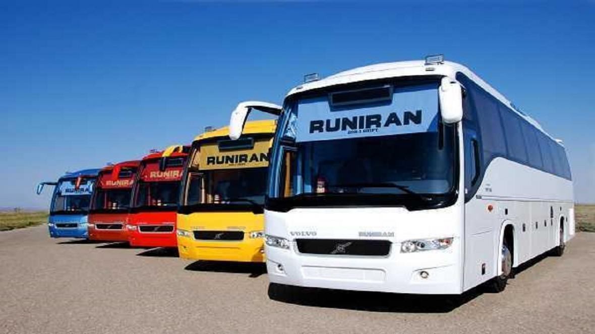 ممنوعیت جابجایی مسافر با اتوبوس در چهارمحال و بختیاری
