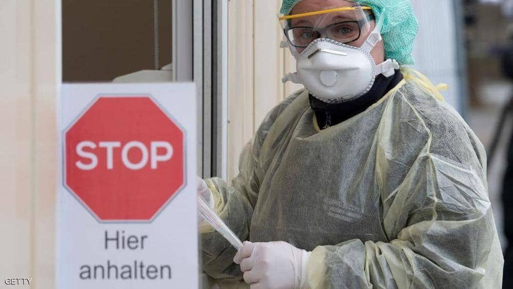 نگرانی از افزایش مبتلایان کرونا در آلمان بعد از عید پاک