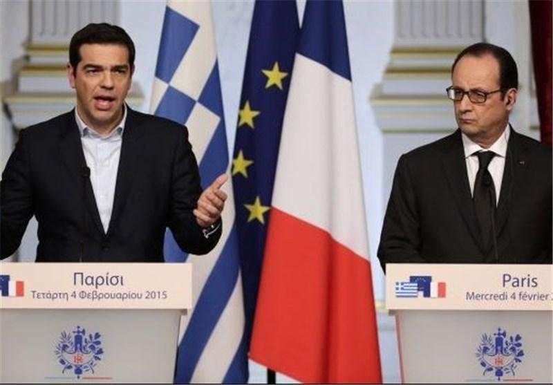 اولاند: خروج موقت یونان از منطقه یورو مدنظر نخواهد بود