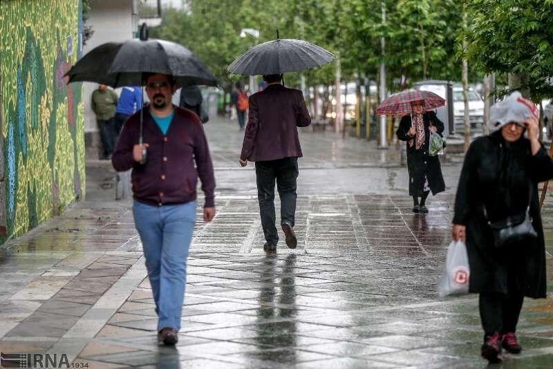 خبرنگاران میزان بارندگی ها در قزوین به 102 میلی متر رسید