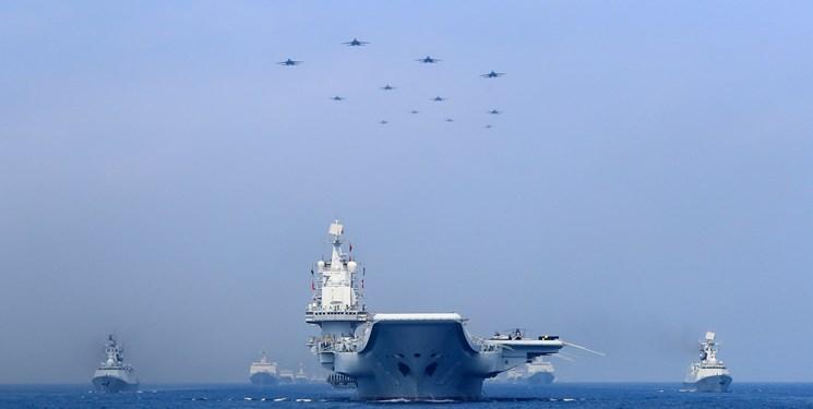 تایوان مدعی رهگیری ناو هواپیمابر چین شد