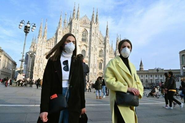 آخرین آمار قربانیان و مبتلایان کرونا در ایتالیا
