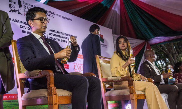 خبرنگاران ماداگاسکار مدعی کشف داروی درمان کرونا شد