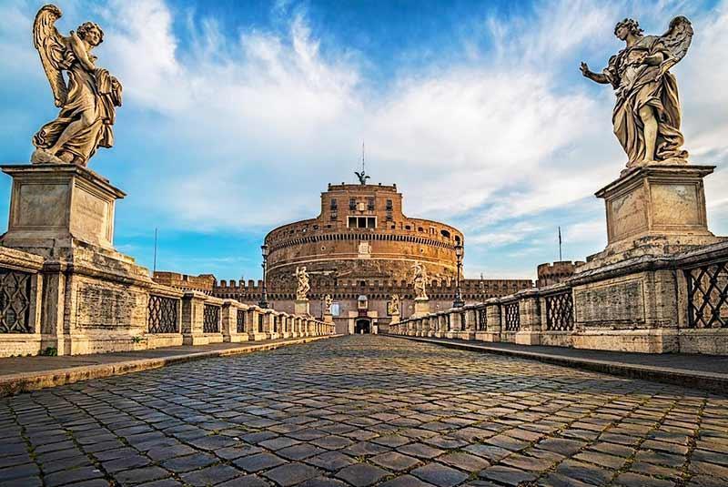 آشنایی با موزه های رم