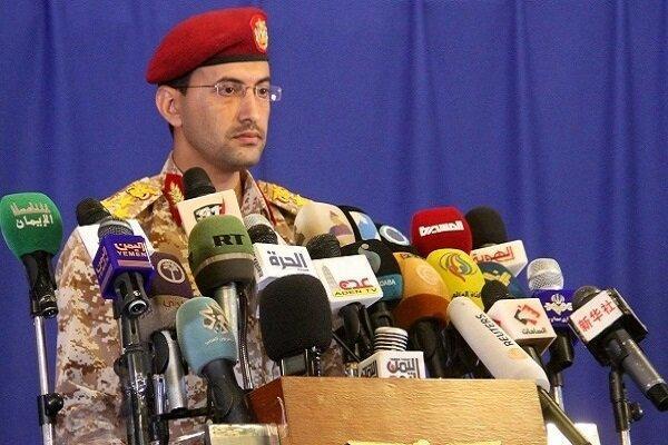 یحیی سریع: ائتلاف سعودی هفته گذشته 110 بار یمن را بمباران کرد