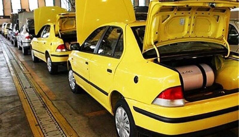 شروع طرح رایگان گازسوز کردن خودروهای عمومی