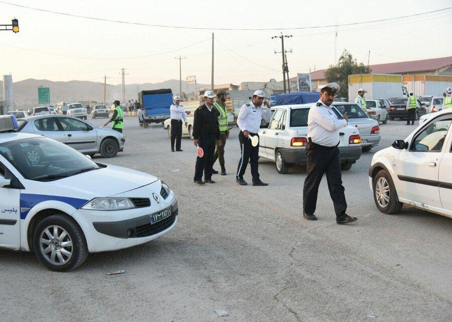 طرح ترافیکی تابستانه پلیس راهور
