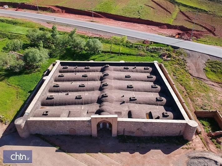 کاروانسرای تاریخی هریس به بخش خصوصی واگذار می گردد