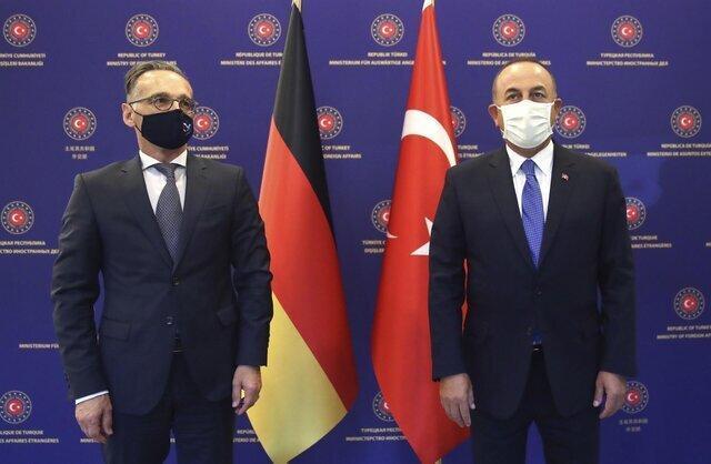 ترکیه از در تبادل نظر وارد شد