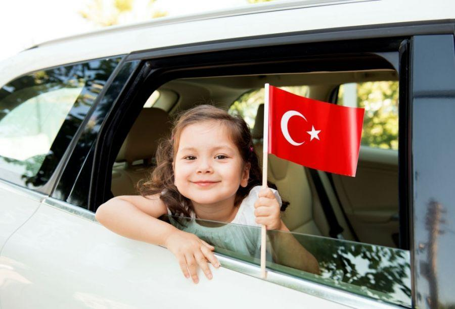اخذ تابعیت ترکیه از طریق تولد امکان پذیر است ؟