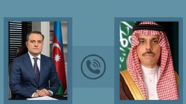 تحولات قره باغ محور گفتگوی وزرای خارجه آذربایجان و عربستان