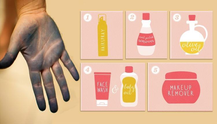 10 روش برای پاک کردن رنگ مو از روی پوست (آسان و کاربردی)