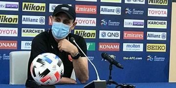 گل محمدی: السد مدعی قهرمانی آسیاست، باید باور داشته باشیم که می توانیم ببریم