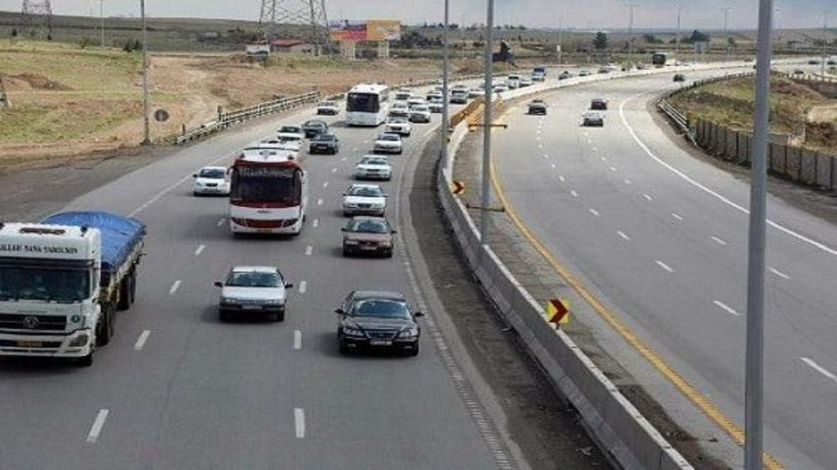 ترافیک روان در استان سمنان، 24 ساعت گذشته موردی از تصادف در جاده های استان گزارش نشده است