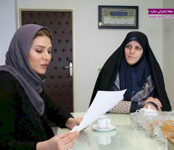 سحر دولت شاهی سفیر آزادی زنان زندانی شد