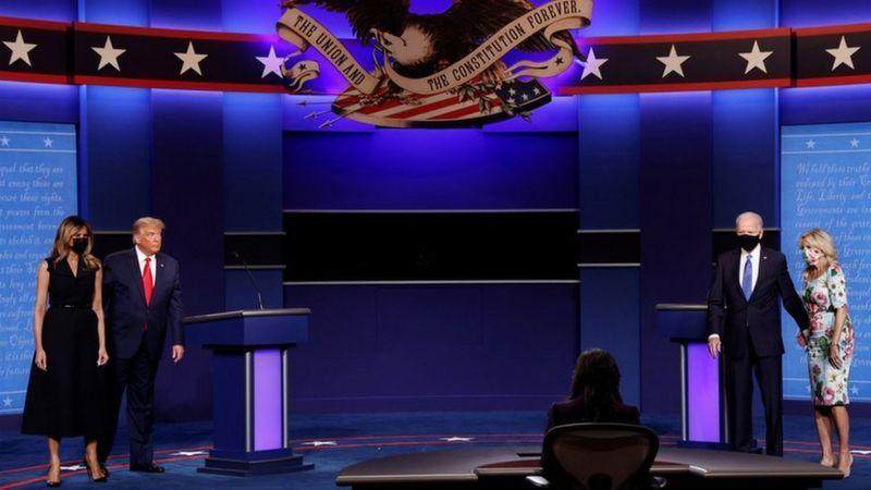 در آخرین مناظره انتخاباتی ترامپ و بایدن چه گذشت؟، جوبایدن: هر کشوری که در انتخابات آمریکا دخالت کند هزینه اش را خواهد داد
